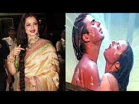 Xxx Mp4 रेखा और अक्षय के इस Hot Scene ने मचाई सनसनी Rekha And Akshay's Hot Scene Caused Sensation 3gp Sex