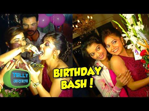 (VIDEO) Devoleena Bhattacharjee Grand Birthday Bash!