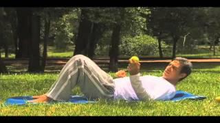 Automassagem para dor nas costas