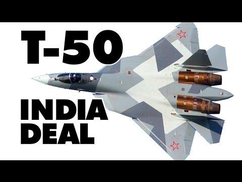 watch T-50 PAK FA INDIA!
