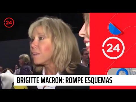 Xxx Mp4 Brigitte Macron La Primera Dama Que Rompe Esquemas 3gp Sex