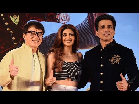 UNCUT: Jackie Chan Teaches Shilpa Shetty To Self Defence With This Kung Fu Step!