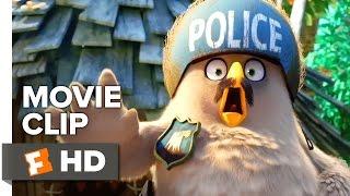 The Angry Birds Movie CLIP - Speeding Ticket (2016) - Jason Sudeikis Movie HD