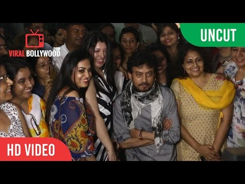 Xxx Mp4 UNCUT Special Screening Of Hindi Medium Hosted By Irfan Khan 3gp Sex