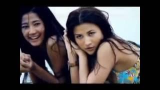 Adegan Film Indonesia di pantai mantab