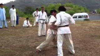 Kyokushin karate haripur nazar