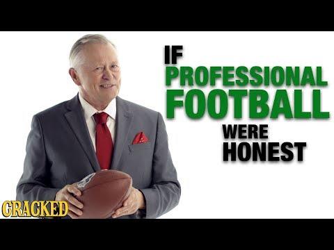 Xxx Mp4 If Professional Football Were Honest Honest Ads NFL Cheerleaders Concussions 3gp Sex