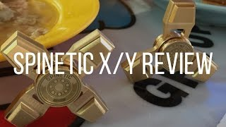 SPINETIC X/Y SPINNER REVIEW - CHEAPEST Performance Spinner?