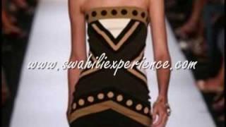 Fashion lifestyle Africa Kenya Swahili Experience hakuna matata jambo bwana