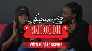 Red Couch: Gigi LaMayne On Perceptions Of A Female Rapper x #MyUglyBoy