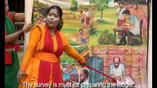 Pot Song on Land Survey and mutation (Jarip O Nampattan)