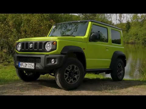 NEW 2018 Suzuki Jimny review A replacement for the Land Rover Defender