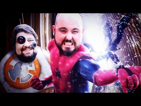 Trailer Homem Aranha Guardiões da Galáxia 2 e Rogue One NerdOffice S07E49
