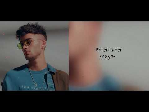 [Vietsub + Lyrics] Entertainer - ZAYN