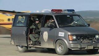 Police Officers Killed in 'Yukon Men' Town