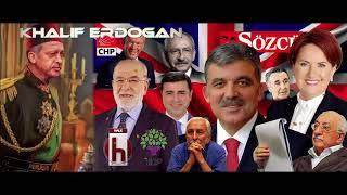 """""""Erdoğan Halife olacak! Saray"""