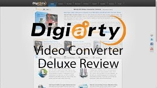 Digiarty HD Video Converter Deluxe Review [1440p]