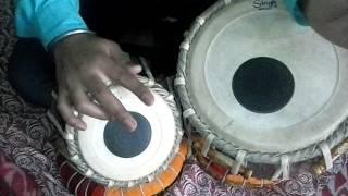 learn tabla taal for songs(DADRA TAAL)