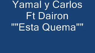 Esta Quema - Y Flow Rico Ft Dairon