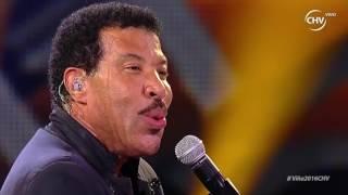 Lionel Richie ~ Full Concert Live 2016 in Chile @ Festival Viña Del Mar