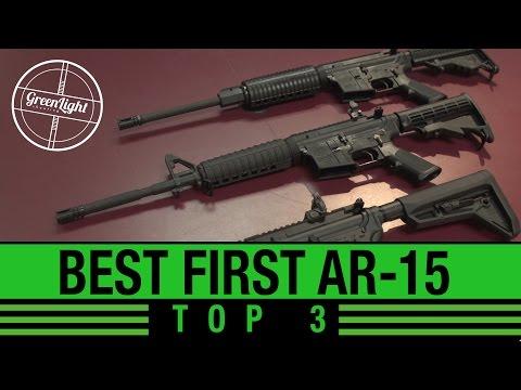 Top 3 Best First AR 15 Rifles