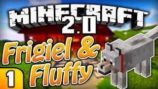 FRIGIEL & FLUFFY : De retour chez nous ! | Minecraft -  S4 Ep.01