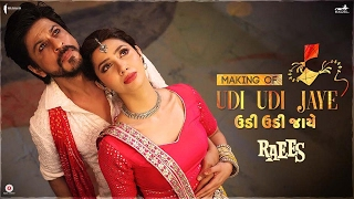Download Raees | Making of Udi Udi Jaye | Mahira Khan, Shah Rukh Khan 3Gp Mp4