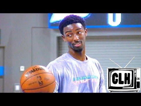 Isaac Hamilton Workout with Julius V - UCLA Basketball