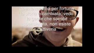 Rocco Hunt - Nu juorno buono TESTO