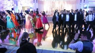 Natasha and Sandeep's Wedding Reception Dance