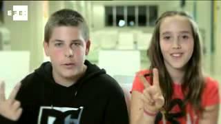 Los niños con cáncer
