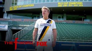 Gordon Ramsay Trains With The LA Galaxy | Season 1 Ep. 7 | THE F WORD