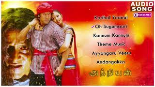 Anniyan | Anniyan songs | Anniyan full songs | Vikram songs | Harris Jayaraj hits | Shankar Movie