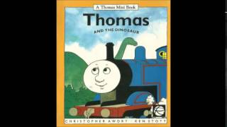 Thomas The Tank Engine & Friends Audio Book Story: Thomas & The Dinosaur Narrated By Andrew Sachs