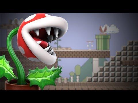Super Smash Bros. Ultimate ¡La Planta Piraña se une al plantel Nintendo Switch