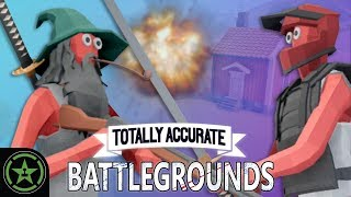 Like PUBG, but Better - Totally Accurate Battlegrounds | Let