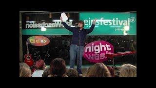 Nehmen sie Awesome! - Jan Philipp Zymny - Finale NightWash Talent Award 2013