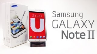 Samsung GALAXY Note II Review (Galaxy Note 2 Marble White) | Unboxholics