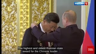 'Best time in history' for China - Russia relationship: Xi and Putin boost ties