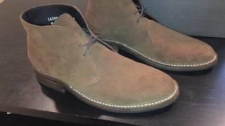 SCOUT | Cognac Suede Boots Review