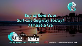 Buy or Rent a Segway at Surf City Segway in Huntington Beach California