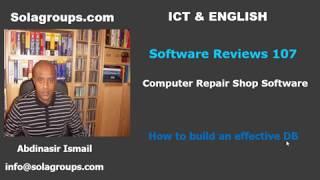 Software Reviews 107 Computer Repair Shop Software
