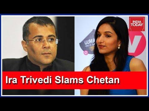 Xxx Mp4 Ira Trivedi Slams Chetan Bhagat Miss U Kiss U E Mail Taken Out Of Context Exclusive 3gp Sex