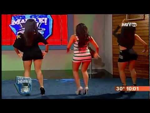 baile sexy en ta con madre