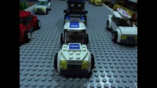 Lego City Convoy Attack