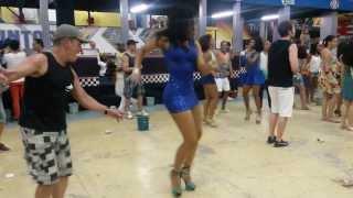 Sexy brazilian woman dancing samba 3 Brasileira Sambando 3 Carnival Rio de Janeiro