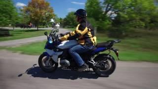 BMW R1200RS Road Test