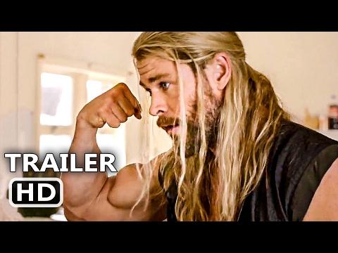 THOR 3 RAGNAROK Official Trailer Tease 2017 Marvel Superhero Movie HD