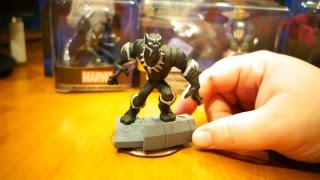 Disney Infinity 3.0 Black Panther Figure Unboxing