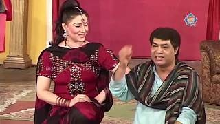 Best Of Khushboo and Asif Iqbal New Pakistani Stage Drama Full Comedy Clip